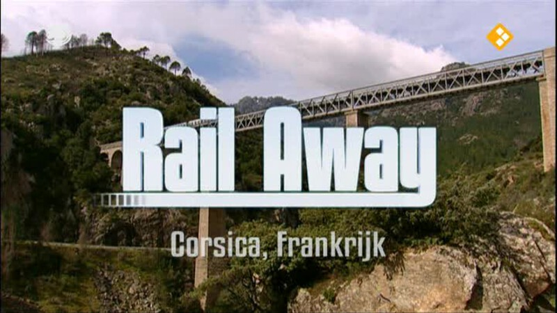 Frankrijk Corsica: Ajaccio-Calvi