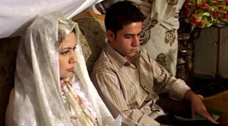 1 uur, 99 jaar - Het 'flitshuwelijk' op z'n Iraans