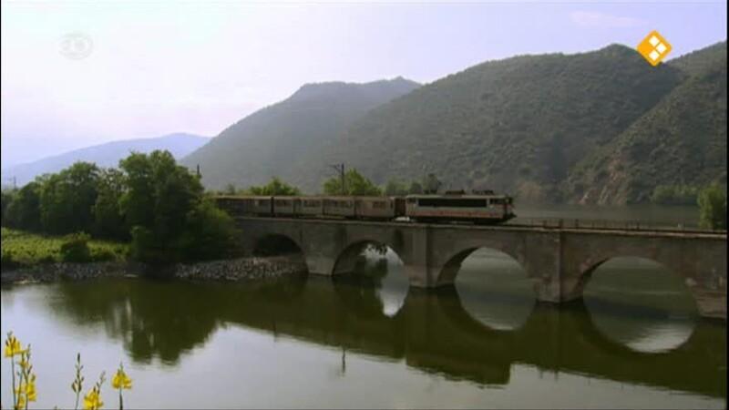 Frankrijk: Le petit train jaune