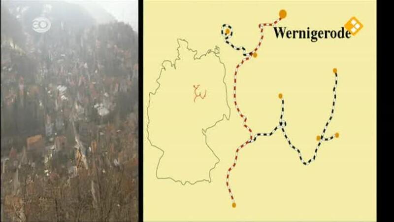 Duitsland: Harzer Schallspur Bahnen
