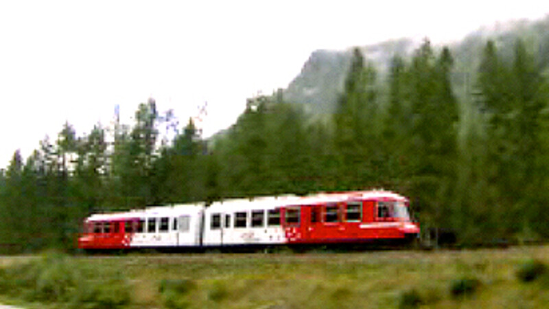 Frankrijk/Genève-Chamonix