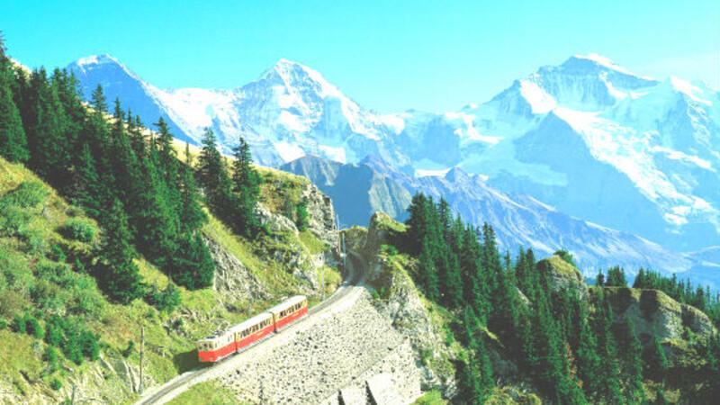 Zwitserland: Golden Pass tv-uitzending vervalt