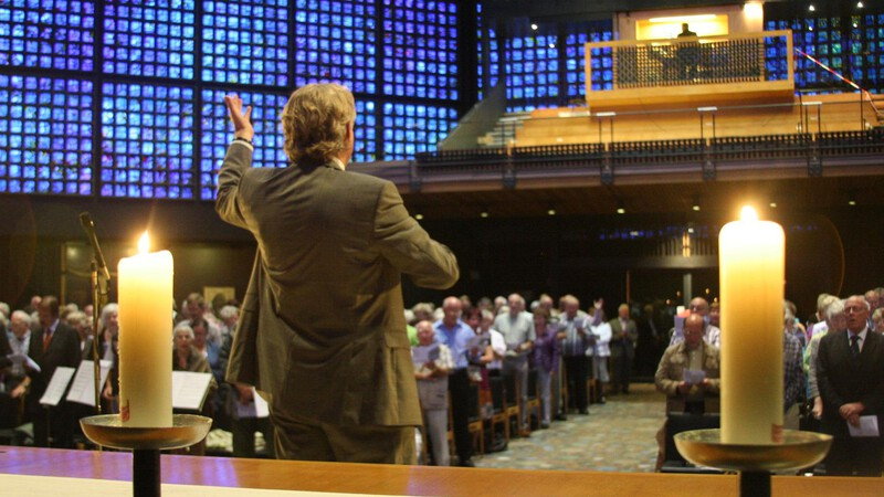 Nederland Zingt in de Nicolaikirche