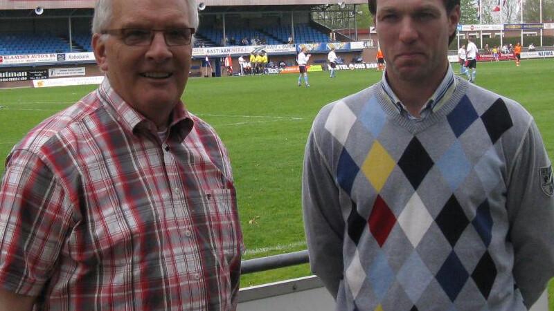 Johan Fijn en Bert Konterman