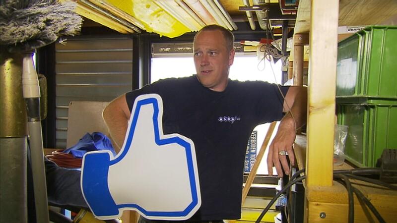 De Facebook-ruzie