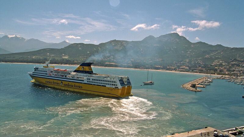 Corsica: Ajaccio - Calvi