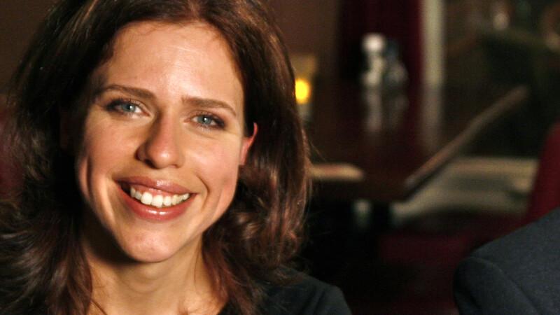 Carola Schouten: 'Kijk maar naar boven, daar is je vader'