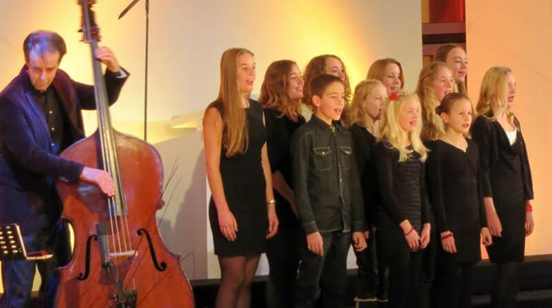 Nederland Zingt in de Opgang in Hoogeveen