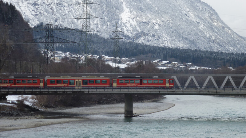 Oostenrijk: Kitzbühel - Jenbach - Mayrhofen