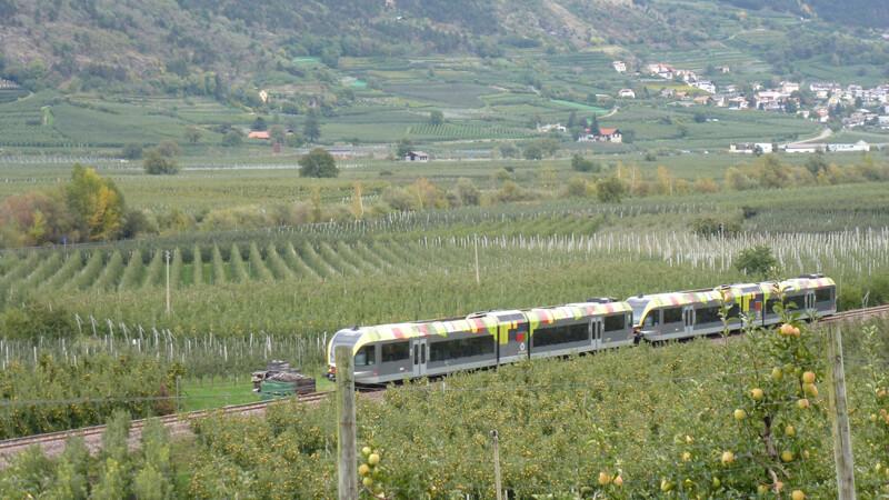 Italië: Bolzano-Merano-Mals