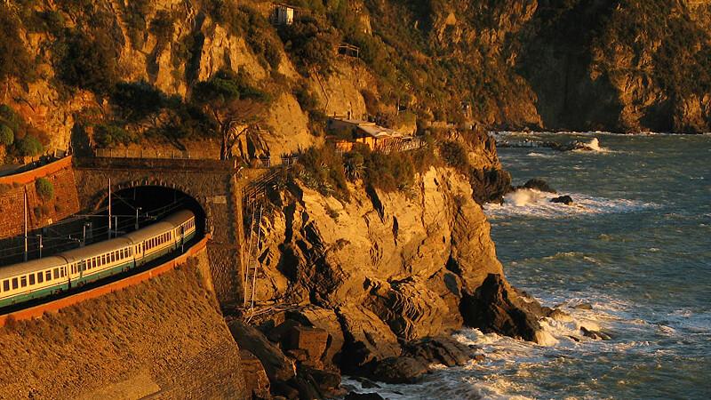 Italië: Liguria lijn Genua - La Spezia