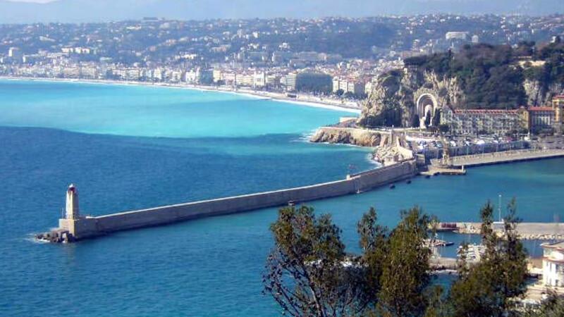 Frankrijk: Nice-Dignes les Bains