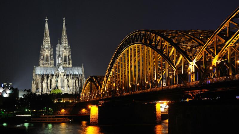 Duitsland: Rheinbahn, Keulen - Frankfurt