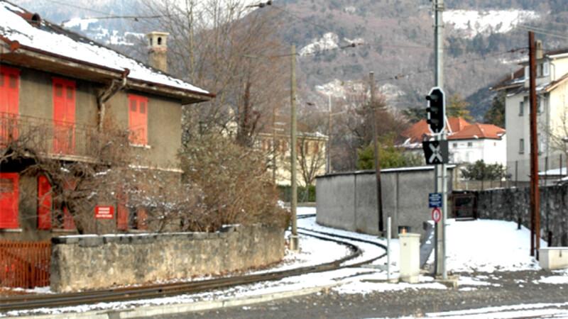 Zwitserland TPC: Aigle-Champéry Bex-Villars-Bretaye