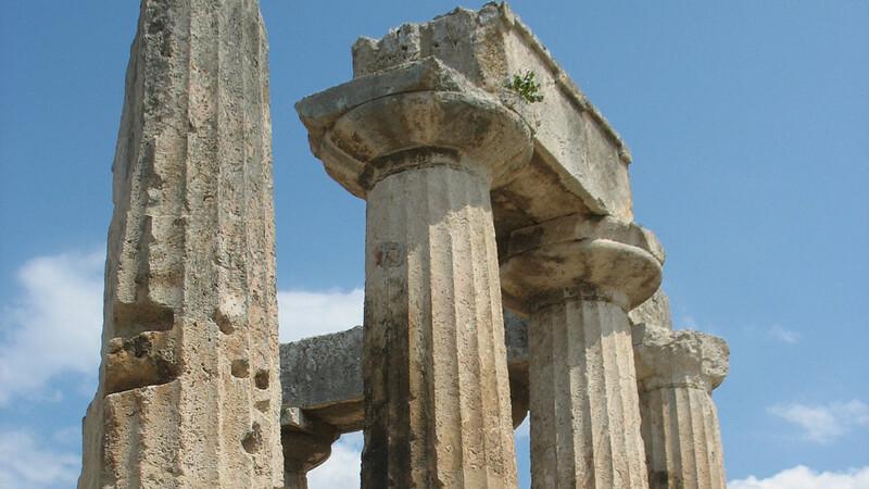 Griekenland: Korinthe - Patras