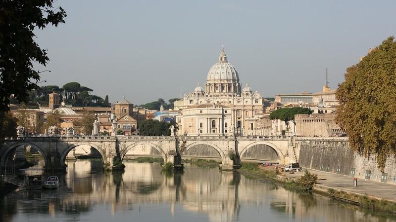 Italie: Perugia - Rome