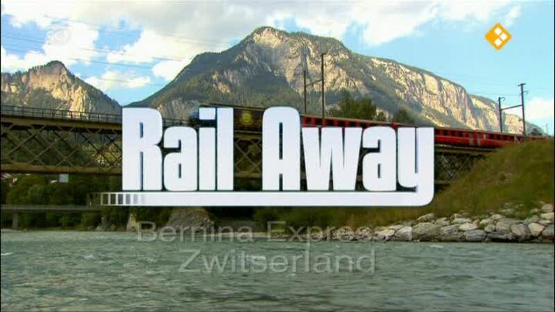 Zwitserland, Bernina Express: Chur - Bever