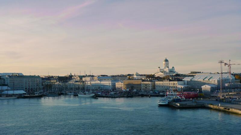 Finland: Helsinki-Tampere-Jyväskylä