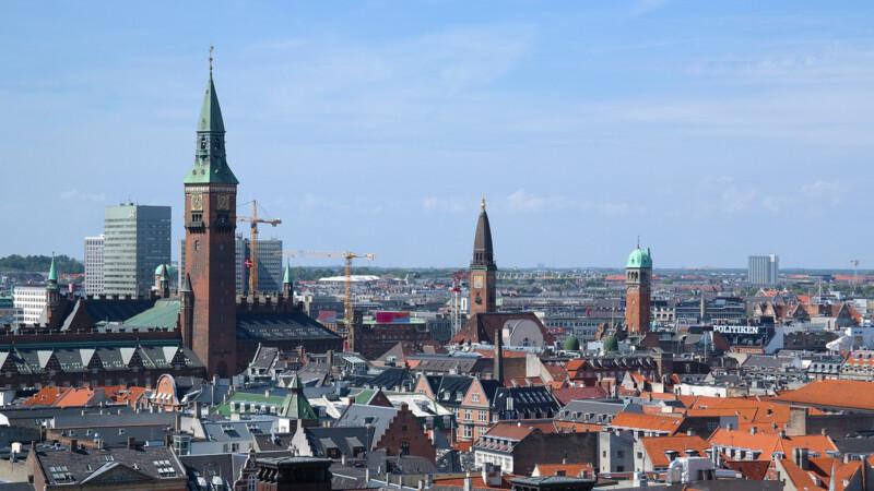 Denemarken/Zweden: Øresund, Kopenhagen-Malmö