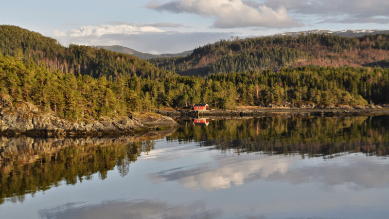Noorwegen: Dovre en Raumabanen Trondheim-Rauma