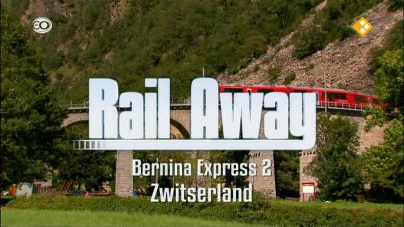 Zwitserland, Bernina Express: Pontresina - Tirano