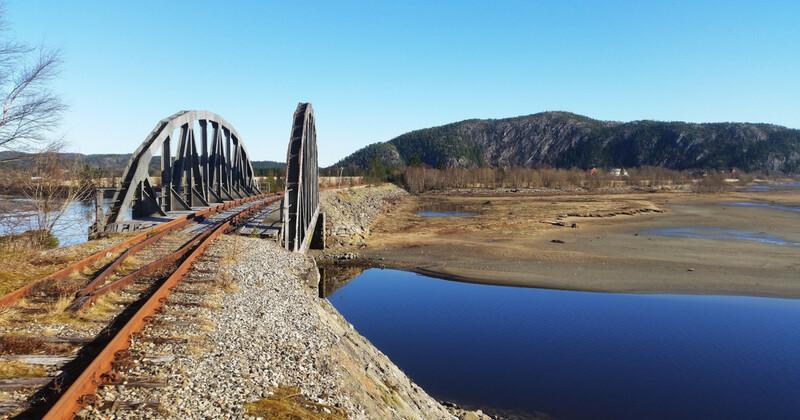 Noorwegen: Sørlandsbane, Kristiansand-Drammen