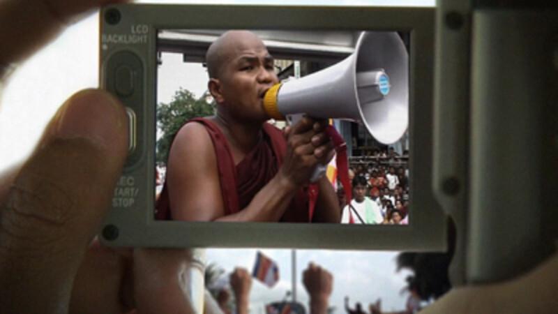 Birma VJ, berichten uit een gesloten land