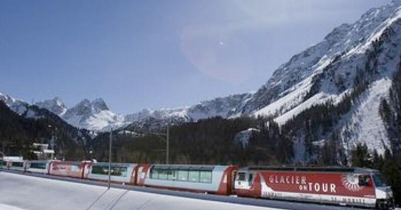 Bernina Express: Chur-Bever
