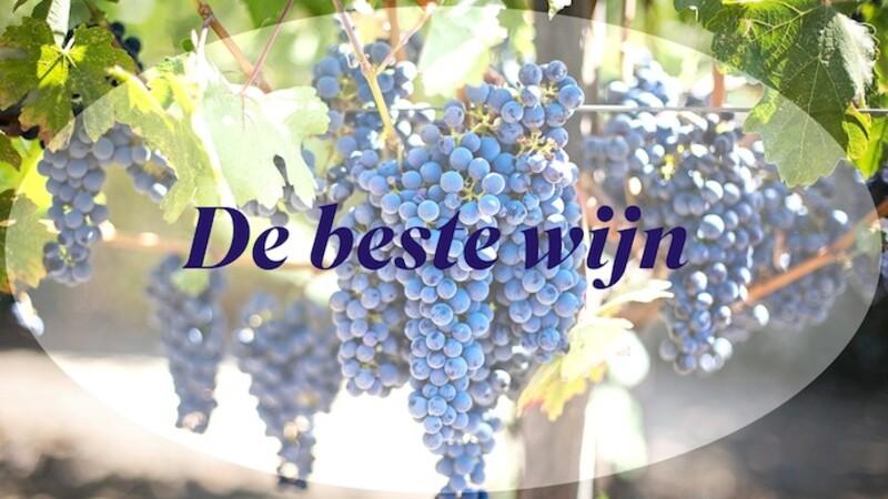 De beste wijn