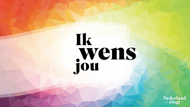Nederland Zingt lied delen: Ik wens jou