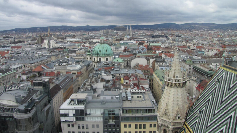 Oostenrijk: Semmeringbahn, Wenen-Bruck an der Mur