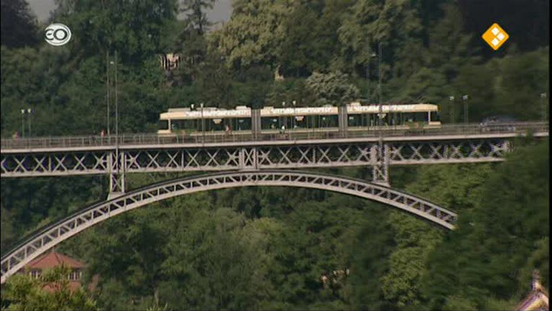 Zwitserland: Bern-Locarno