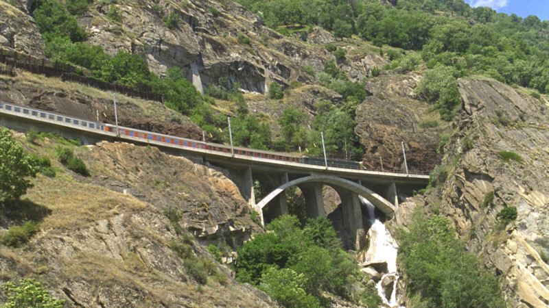 Zwitserland: Bern - Domodossola
