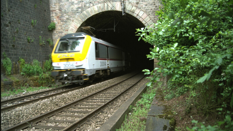 Luxemburg/België: Ourthe lijn