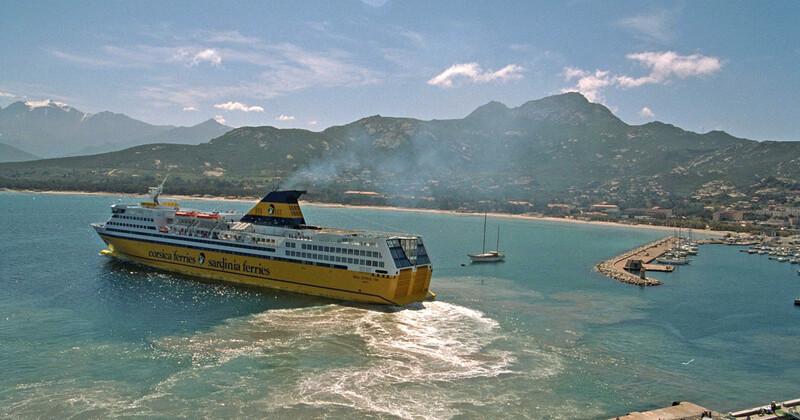 Frankrijk: Corsica, Ajaccio-Calvi