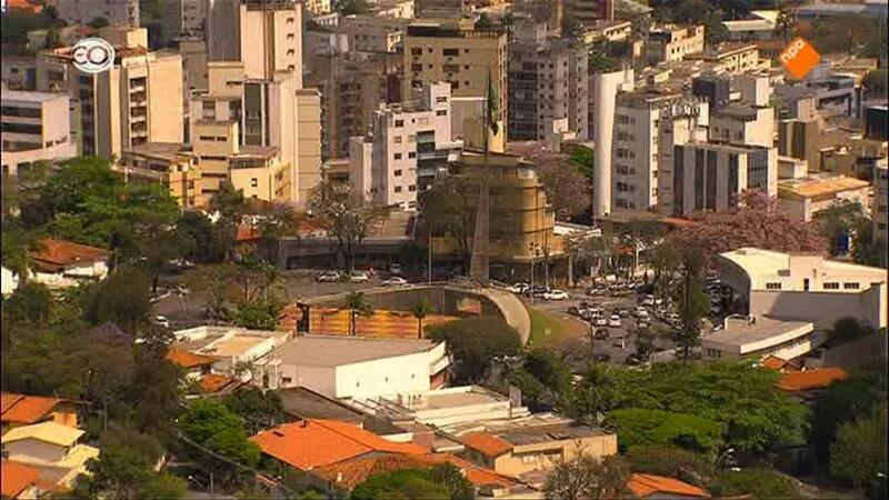 Brazilië: Belo Horizonte-Barão de Cocais