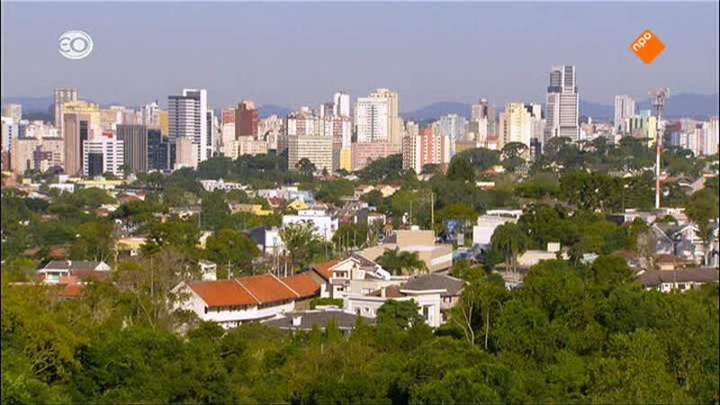 Brazilië: Curitiba-Morretes