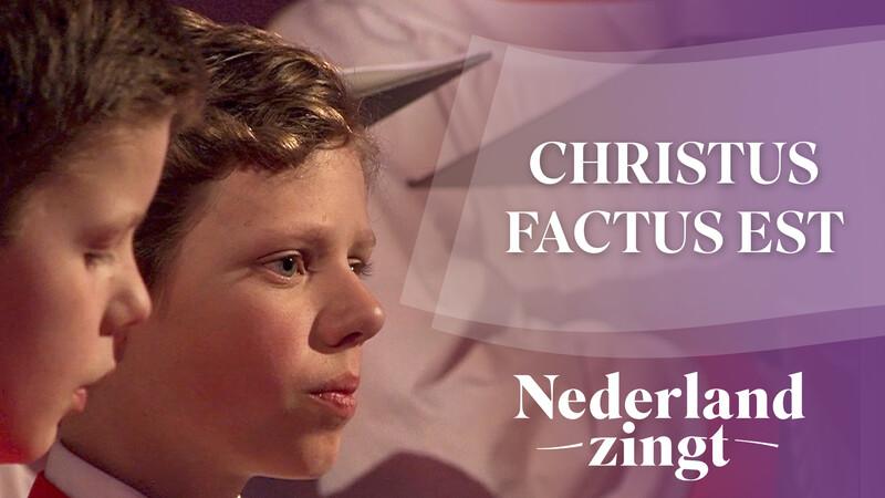 Anerio - Christus factus est