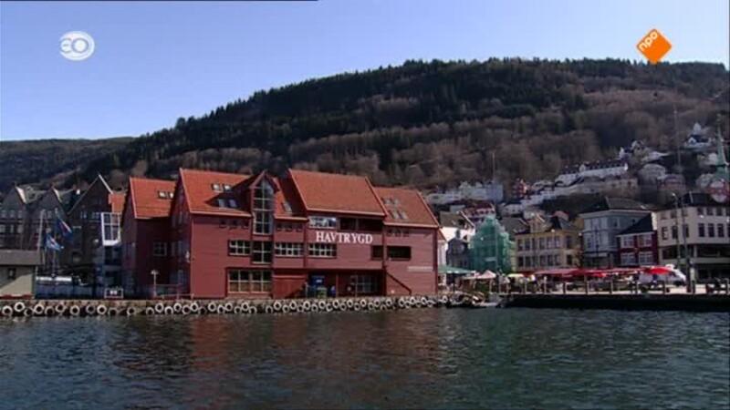 Noorwegen: Flambana, Bergen-Flam