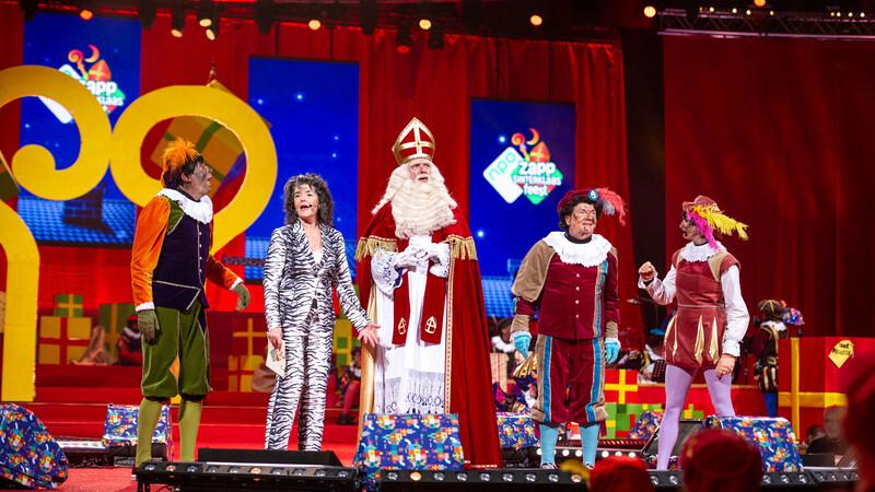 Zapp Sinterklaasfeest 2019