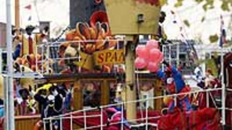 Intocht Sinterklaas 2009 (met doventolk)