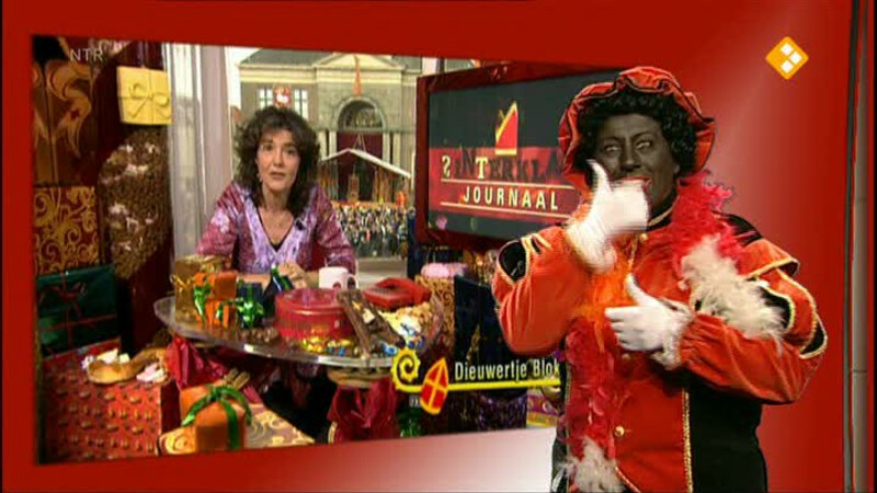 Intocht Sinterklaas 2010 (met doventolk)