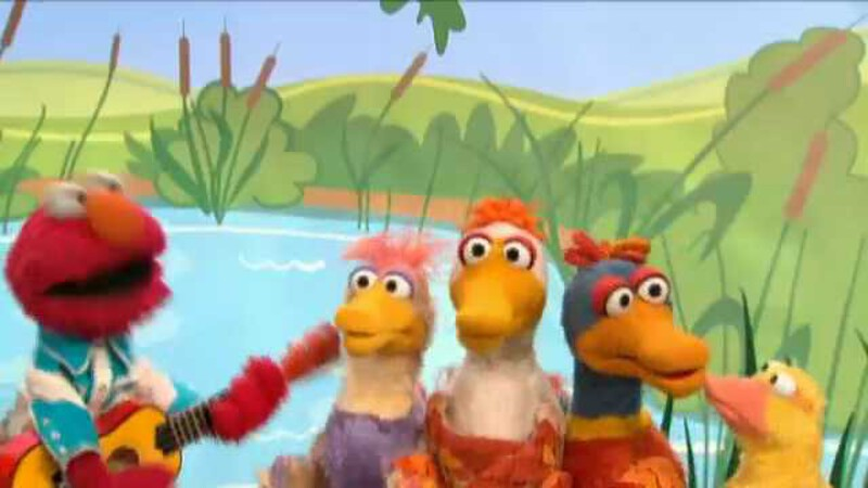 Elmo's eendjes