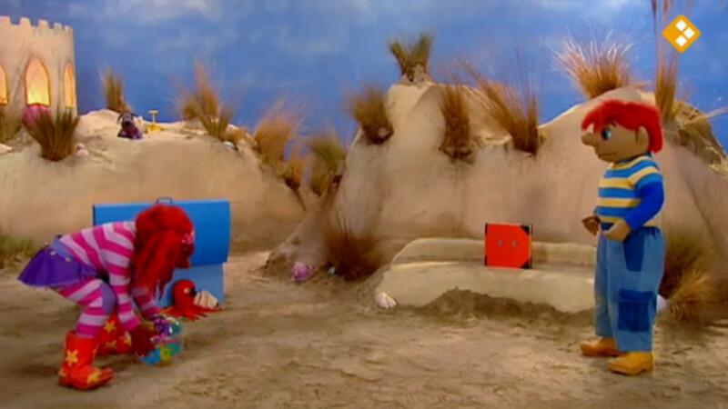 Het Zandkasteel - Lees mee aan zee