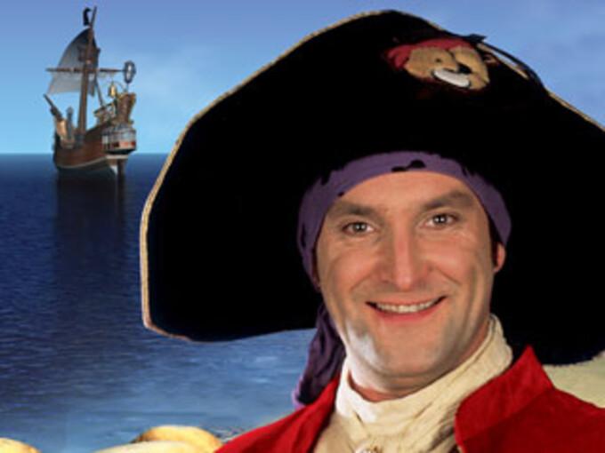 Piet Piraat voorleesverhaaltje Halloween