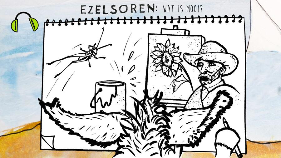 Ezelsoren - Wat is 'mooi'?