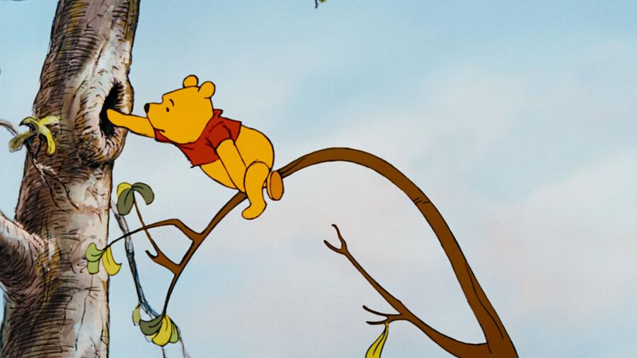 Leuke verhaaltjes van Winnie de Poeh