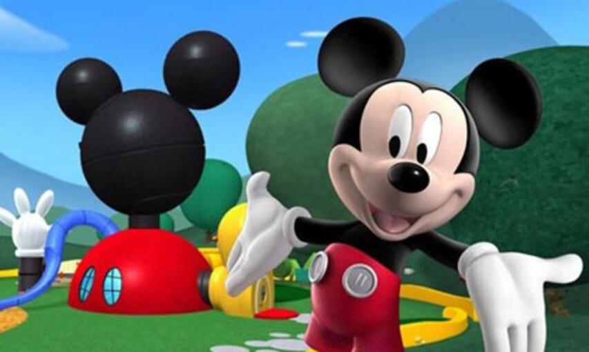 Uitzonderlijk Mickey Mouse Clubhuis @GY81