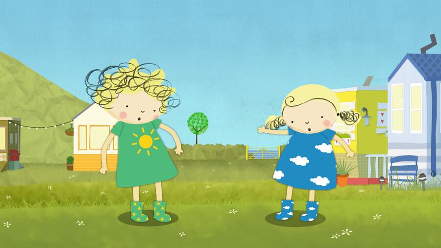 Nelli en Nora