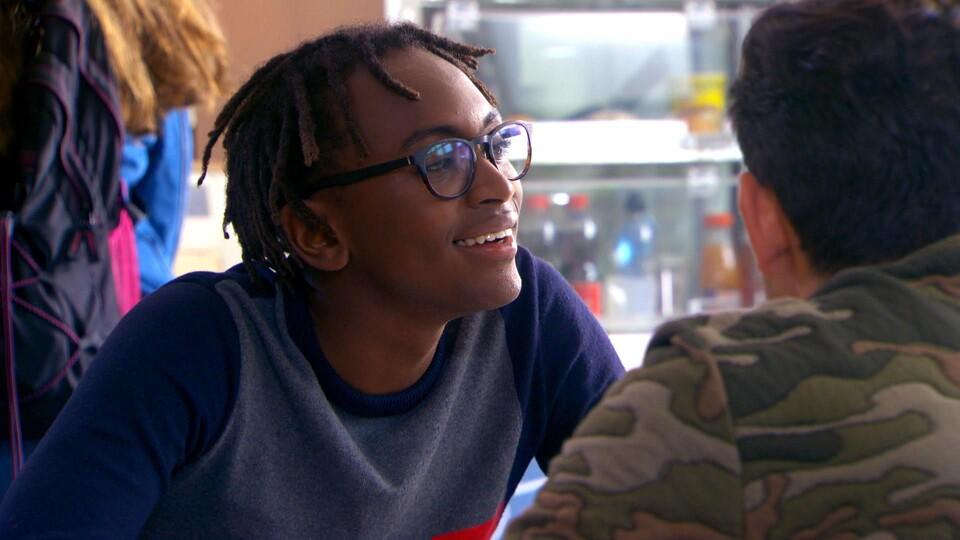 Screenshot van aflevering: Koppelactie